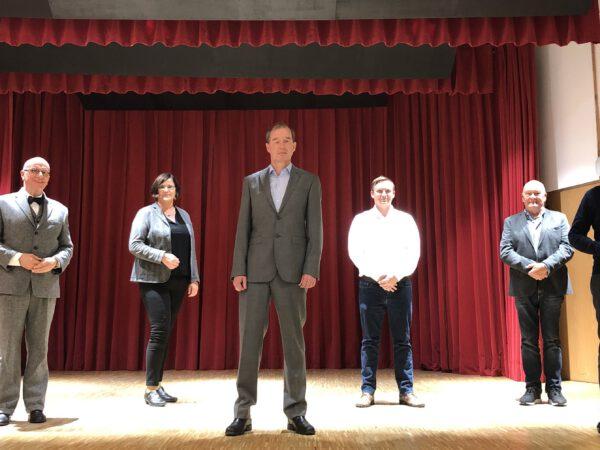 Bild Kandidaten Kommunalwahl